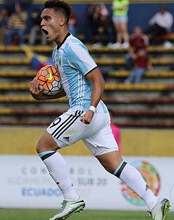 Lautaro Martínez Argentinian association football player