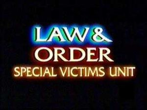 Titlecard for Law and Order: Special Victims Unit