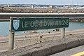 Le Quai d'Auvergne sign in St Helier.jpg