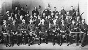 Orchestre Symphonique de Québec - Orchestre symphonique de Québec with, music director, Joseph Vézina
