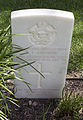 Leading Aircraftman R T Cooper gravestone in the Wagga Wagga War Cemetery.jpg