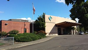 Lebanon, Oregon - Samaritan Lebanon Community Hospital