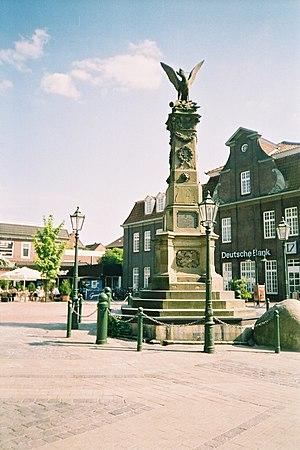 Leer - Image: Leer city centre