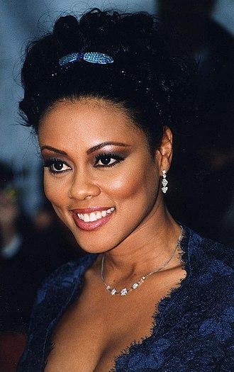 Lela Rochon - Rochon in 1998