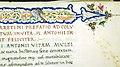 Leonardo bruni, traduzione della vita marci antonii di plutarco, firenze 1450-75 ca. (bml, san marco 332) 05.jpg