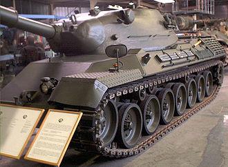 Leopard 1 - Leopard 1 prototype