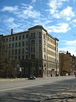 Lesnoy avenue bobruiskaia street n i ivanov