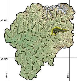 Vị trí của Lesu