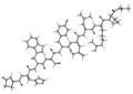 Leuprorelin ball-and-stick.png