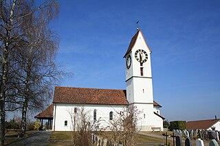 Leutwil Municipality in Switzerland in Aargau