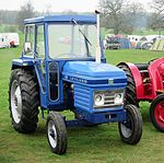 Leyland 245 tractor at Weston.JPG