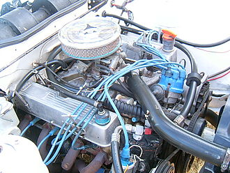 Rover V8 engine - Leyland P76 V8 engine