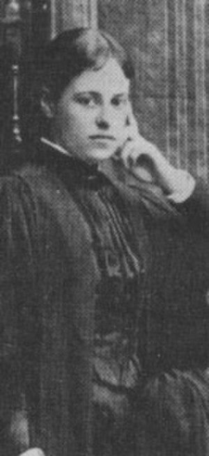 Lilian Helen Alexander - Lilian Helen Alexander at the University of Melbourne, 1887