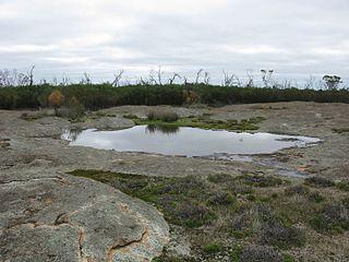 Frank Hann National Park Protected area in Western Australia