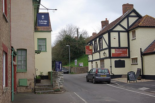 Lime Street, Nether Stowey (geograph 2882519)