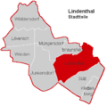 Lindenthal Stadtteil Lindenthal.PNG