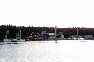 Kaunas Reservoir - Kaunas Yacht Club