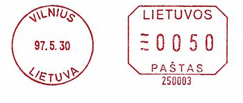 Lithuania stamp type CE2.jpg