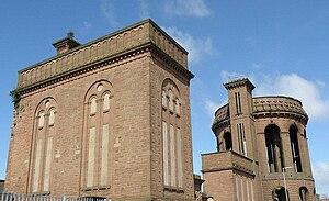 Everton, Liverpool - Everton Water Tower, 1864.