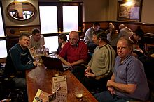 Liverpool meetup, January 2012.jpg