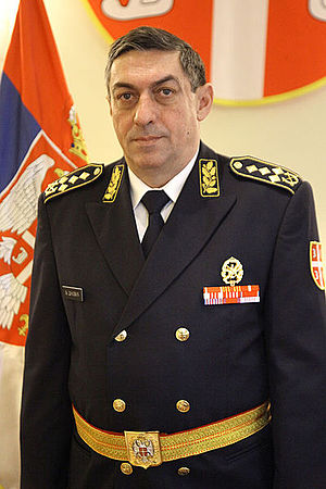 Chief of the Serbian General Staff