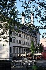 Ljubljana, die Brauerei Union.jpg