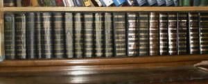 Academic Dictionary of Lithuanian - Academic Dictionary of Lithuanian, consisting of 20 volumes