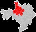 Localisation EPCI Alès Agglomération dans le Gard, France.png