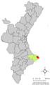 Localització de Xàbia respecte del País Valencià.png
