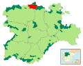 Localización - Picos de Europa en Castilla y León.SVG