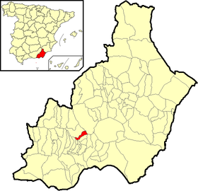Image illustrative de l'article Santa Cruz de Marchena