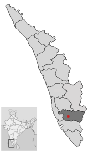 Location of Pathanamthitta Kerala.png