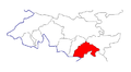 Location of Suzak District in Jalal-Abad Province, Kyrgyzstan.png
