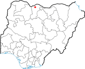 Durbi Takusheyi - Durbi Takusheyi is situated near Katsina in Mani District of Katsina State, northern Nigeria