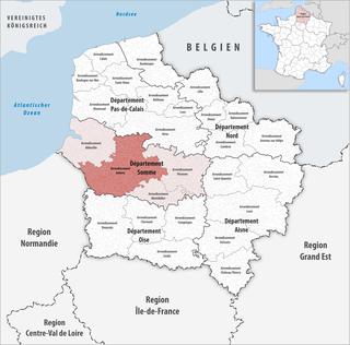 Arrondissement of Amiens Arrondissement in Hauts-de-France, France