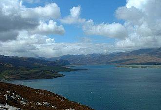 Loch Eriboll - Image: Loch Eriboll