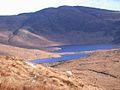 Loch Neldricken, from Rig of Loch Enoch - geograph.org.uk - 46768.jpg