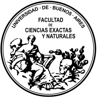 Faculty of Exact and Natural Sciences - Image: Logo fcenuba