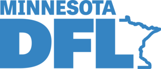 Minnesota Democratic–Farmer–Labor Party - Image: Logo MNDFL