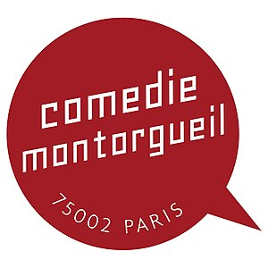 Description de l'image Logo Comedie Montorgueil.jpg.