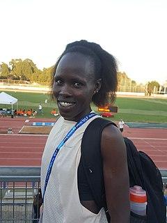 Lonah Chemtai Salpeter Israeli long-distance runner