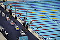 London 2012 - Paralympic swimming - start.JPG
