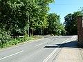 Looking down Summersdale Road towards the College Lane crossroads - geograph.org.uk - 1907040.jpg