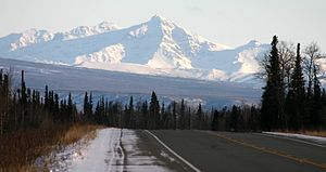 Taken during a road trip from Anchorage to Fai...