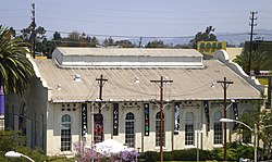 Los Angeles Pacific Company Ivy Park Substation.JPG
