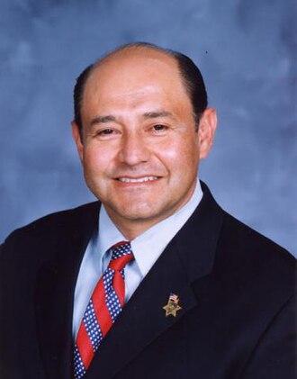 Lou Correa - Correa during his time in the state Senate
