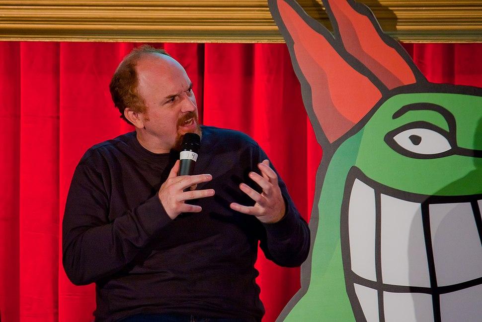 Louis CK explaining