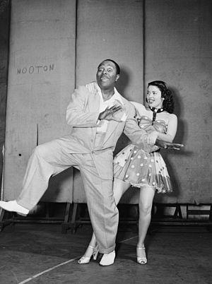 Louis Jordan - Jordan in 1946