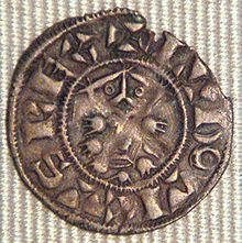 Photograph of coin