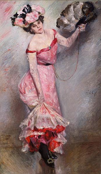 File:Lovis Corinth Porträt Elly 1898.jpg